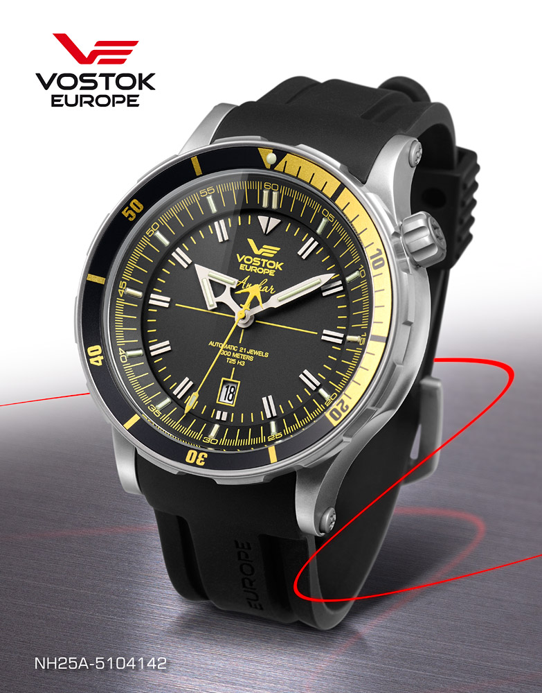 Vostok-Europe Anchar Nh25a-15