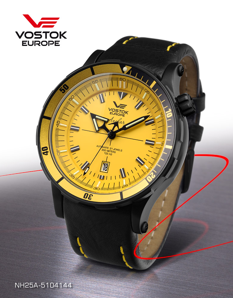 Vostok-Europe Anchar Nh25a-16