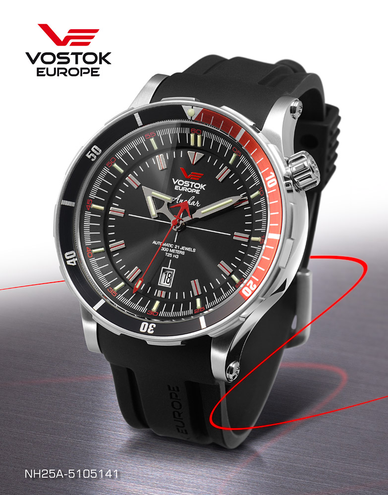 Vostok-Europe Anchar Nh25a-17