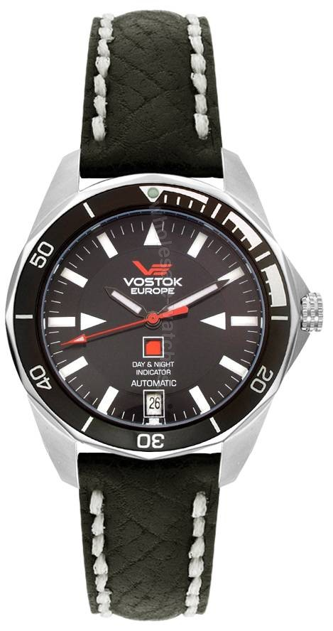 Vostok-Europe K3 SUB quotidienne Watch-10