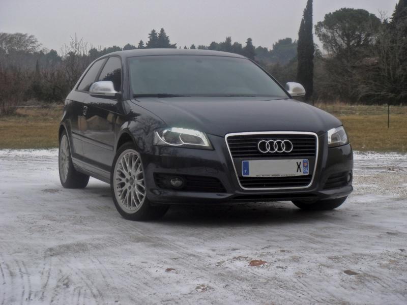 [Photo-Reportage] Audi A3 Facelift Meteor Grey Dsc06410