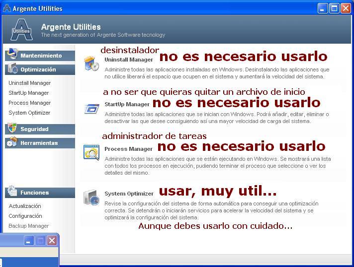 LIMPIEZA DE ORDENADOR / LIMPIEZA DE PC Arg-op10