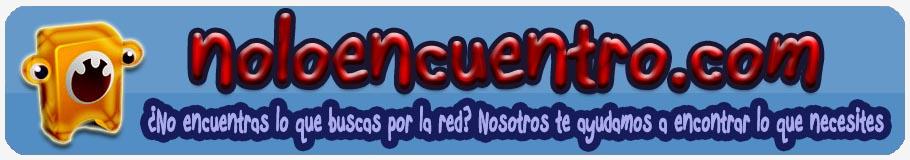 noloencuentro
