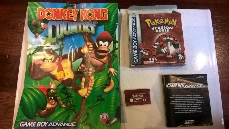 [VDS] NES, Jeux GC, Wii, Zelda GB, du Sony Wp_20115