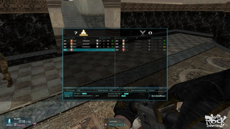 [Win] MagicianGamingZ Vs Team Inconnue. Screen24