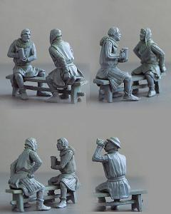 Teutonic knights in 1:72 scale - Page 4 Guards11