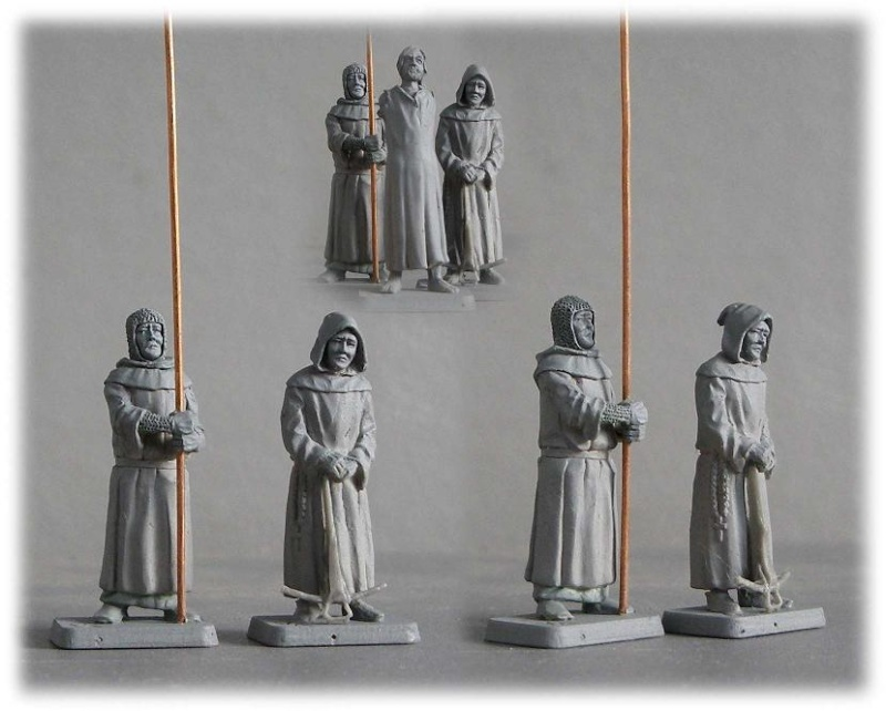 The inquisition in 1:72 scale In7810