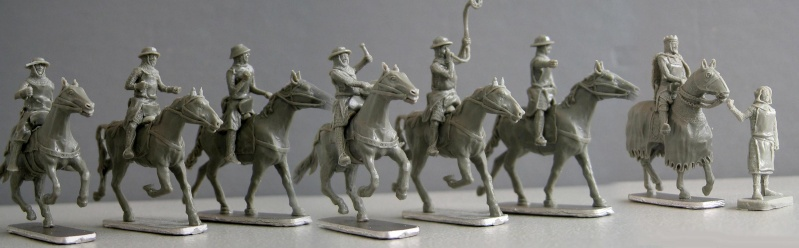 Teutonic knights in 1:72 scale - Page 4 Mediev11