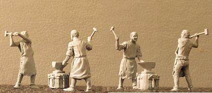 Teutonic knights in 1:72 scale - Page 4 Mediev13