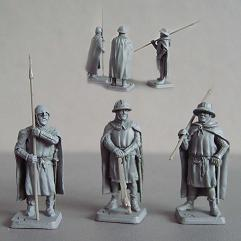 Teutonic knights in 1:72 scale - Page 4 Mediev14