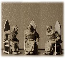 The inquisition in 1:72 scale Mediev16