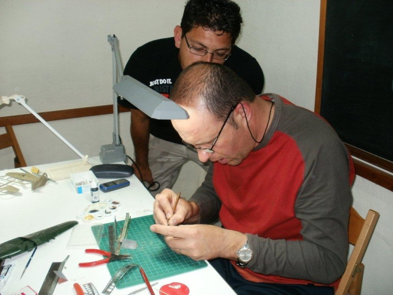 Workshop - Aviation Modelling Techniques P1010052