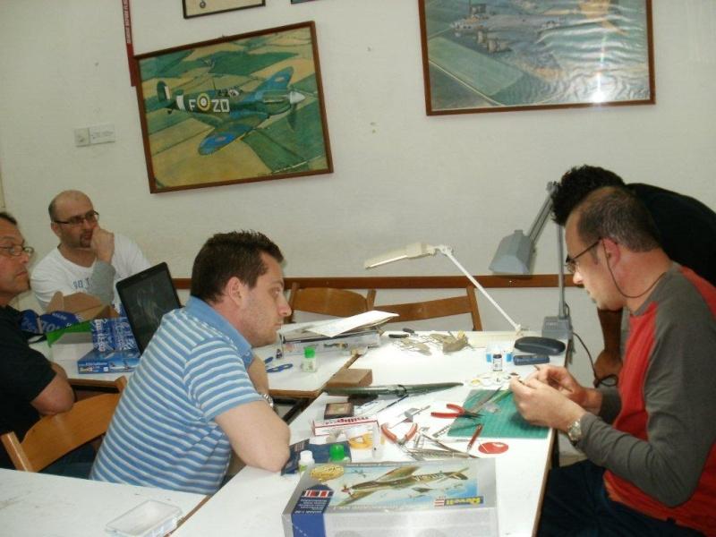 Workshop - Aviation Modelling Techniques P1010053