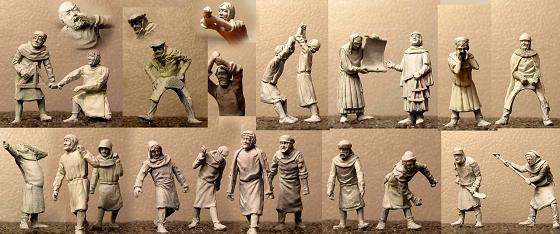Teutonic knights in 1:72 scale - Page 4 Plasti10