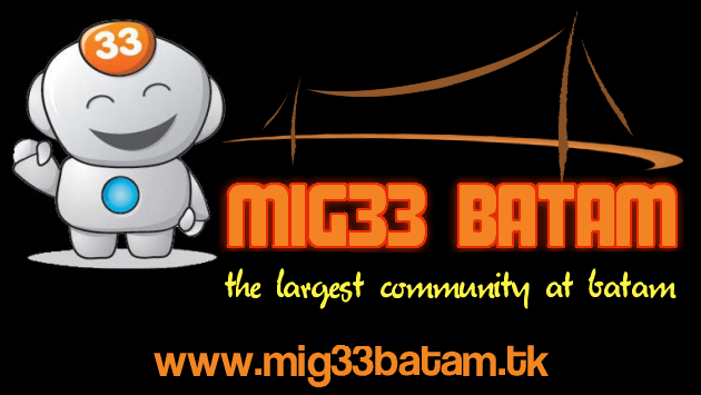 MIG33 BATAM COMMUNITY