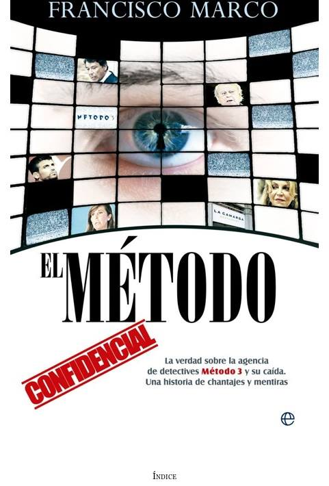 Exclusive to CMOMM - Corruption and criminality inside the Metodo 3 investigation into Madeleine McCann's disappearance: Extracts from a book by two Metodo 3 men, Tamarit and Peribanez  PLUS a second book written by Francisco Marco   Marco10