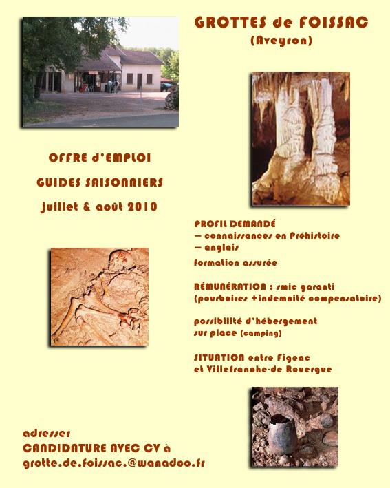 Guide grotte préhistorique de Foissac Foissa10