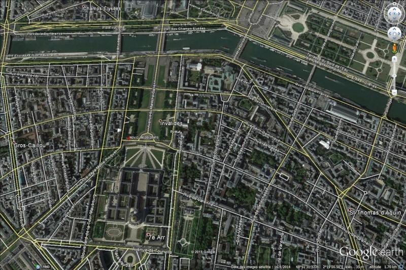 Présence du CLUB OSI 20M TS à La 16ème Traversée de PARIS Rdv_cl10