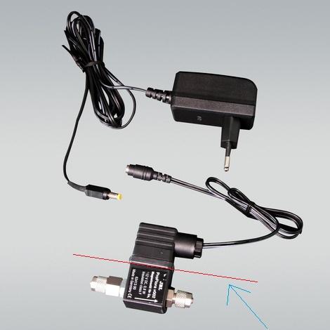 Electrovanne pour JBL ProFlora ph Control Jbl_pr10
