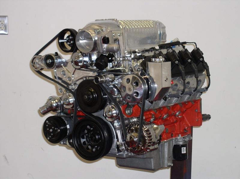 #53 : Camaro 68 Year One Garage 427-ls10