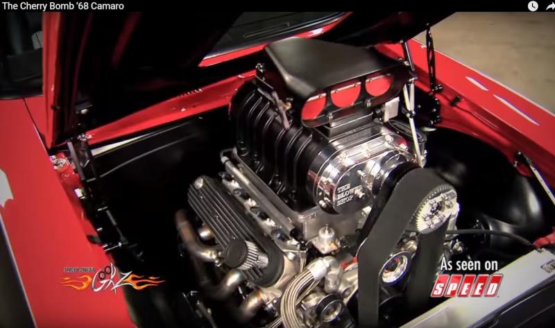 #53 : Camaro 68 Year One Garage 811