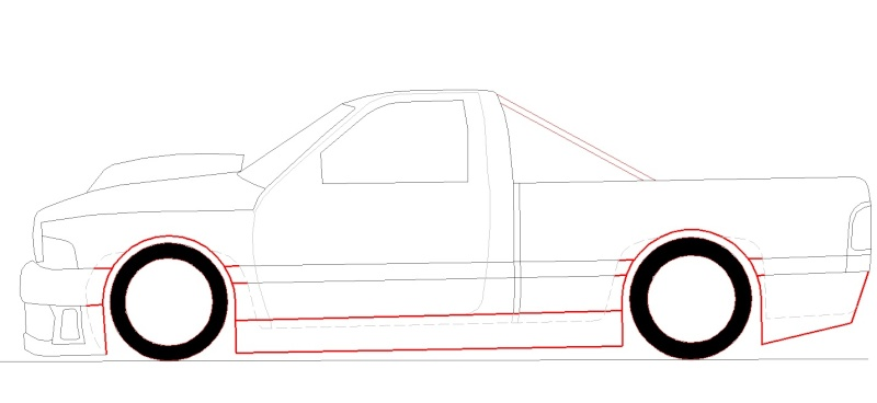 Dodge RAM VTS Profil10
