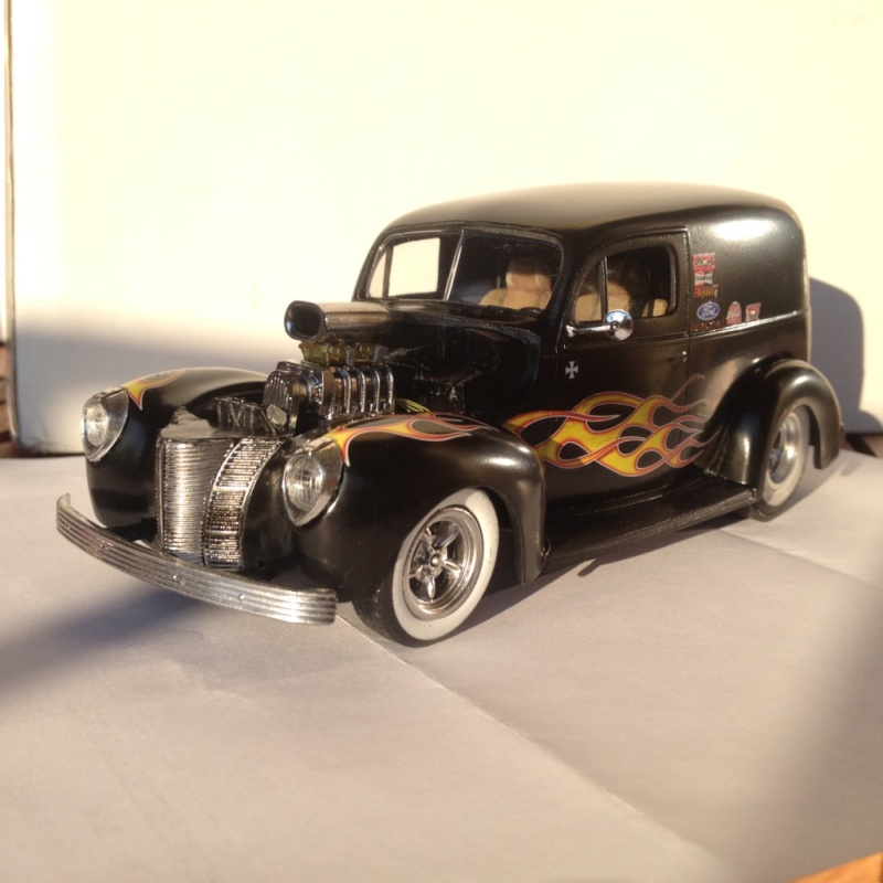 Ford 40 Delivery - The Fred74 Speedshop truck: TERMINE Thumb_11