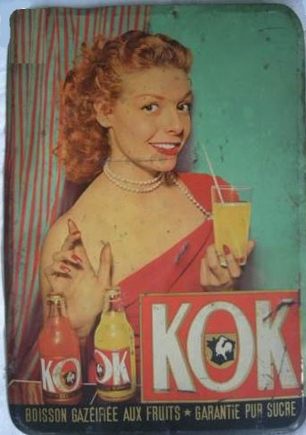 coca cola france Kok10