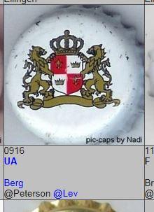 Blason avec couronne Lion_c10