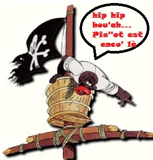 Come back sur le forum Pirate10