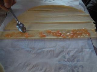 rose apple une autre façon de faire des tartelettes aux pommes Dscn0416