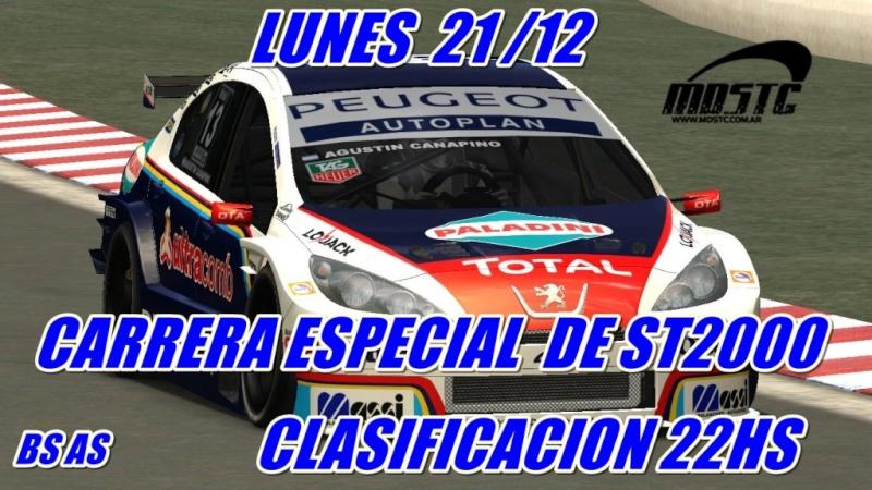 carrera especial de st2000 en bs as !!!!!!lunes 21/12 22hs  2dminh10