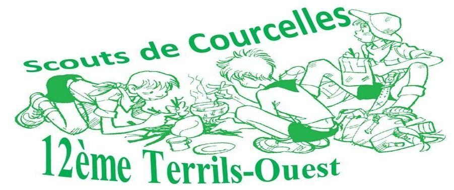 Scouts de la 12 ème TO Courcelles