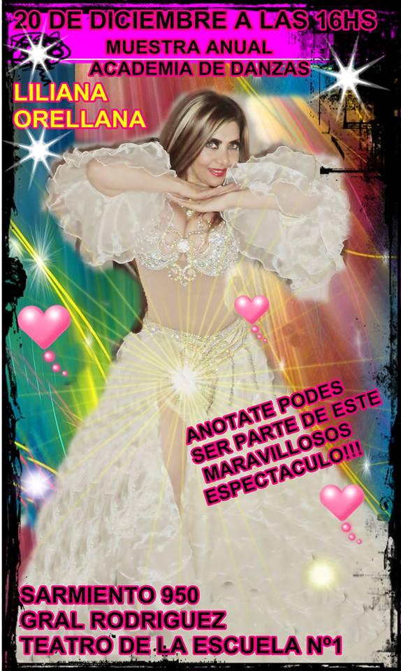 Ya llega la gran fiesta de General Rodríguez... imperdible... Aviso_15