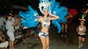 Escobar. A puro ritmo: Matheu festejó con todo la última noche de carnaval del año. 00145
