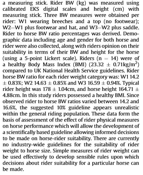 Recherche en éthologie / science et cheval 18_210