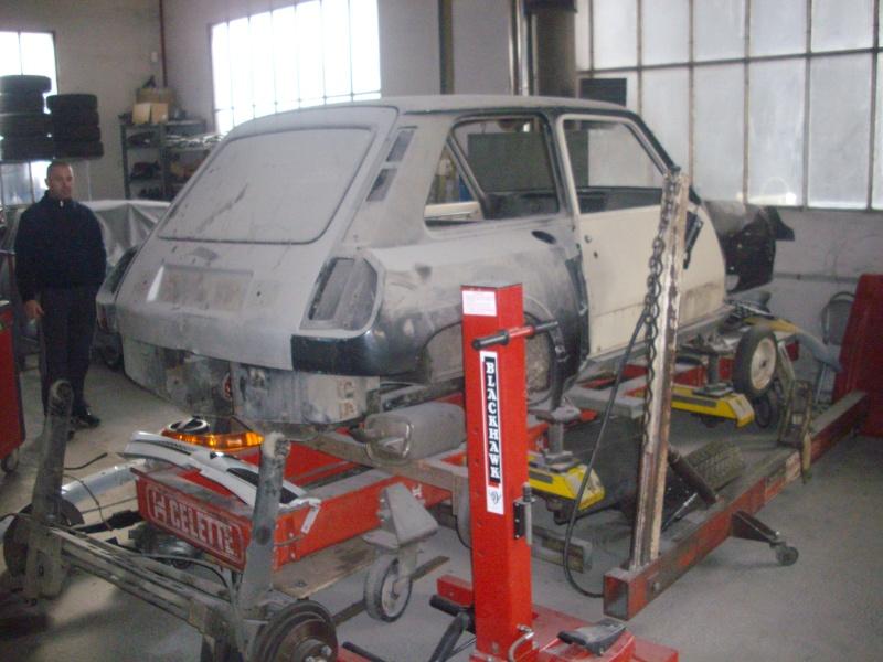 restauration r5 turbo 2 noir 622 Gg10