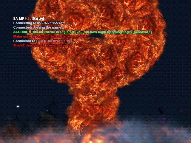 some screenshots from the nuke! Galler11