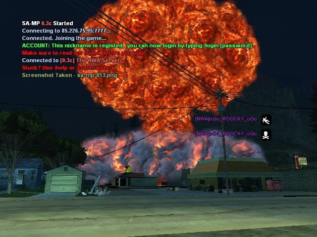 some screenshots from the nuke! Galler12