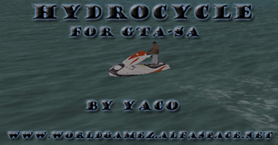 Hydrocycle Scuter10