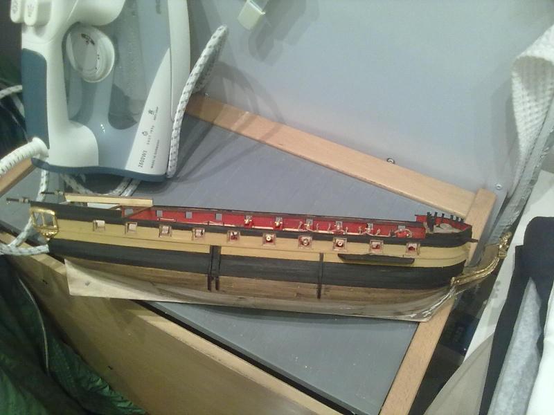 Fregata britannica del secolo XVIII 03012012