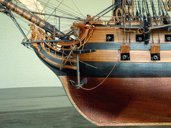 Fregata britannica del secolo XVIII 061110