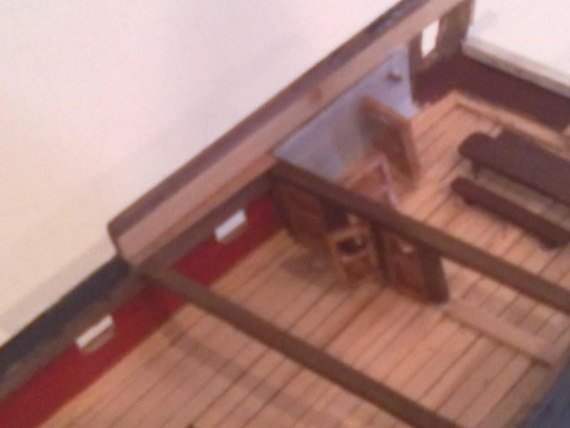 Fregata britannica del secolo XVIII 1110