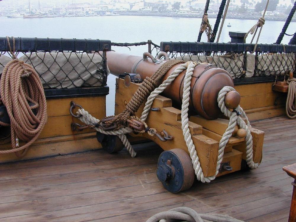 """HMS Surprise (Con materiali di """"Scarto"""") Dscn0110"""