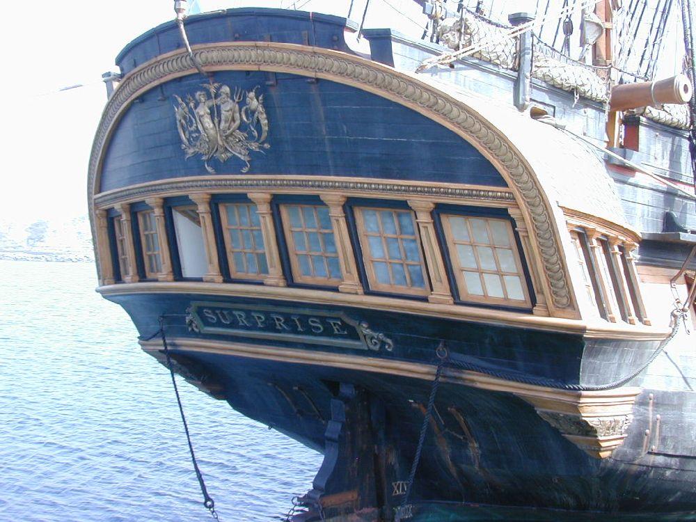 """HMS Surprise (Con materiali di """"Scarto"""") Dscn0113"""
