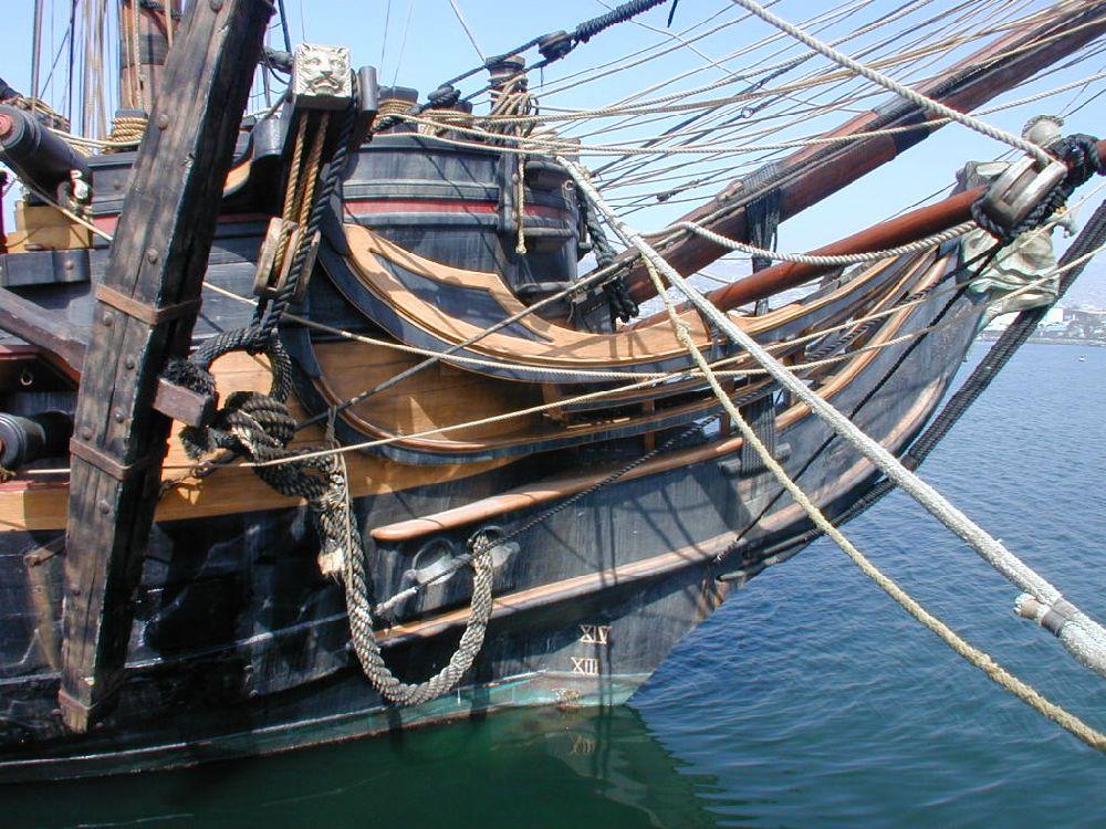 """HMS Surprise (Con materiali di """"Scarto"""") Dscn0116"""