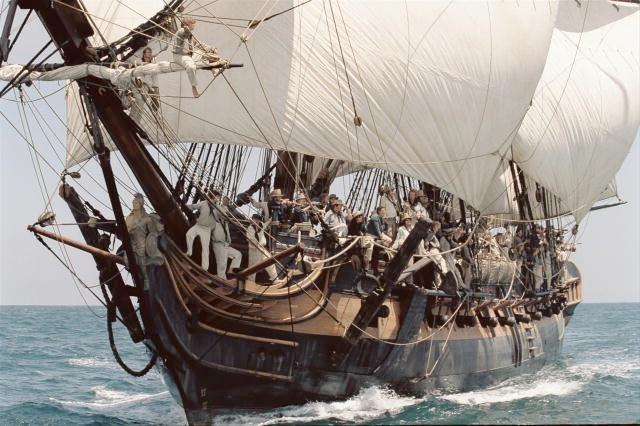 """HMS Surprise (Con materiali di """"Scarto"""") Master10"""