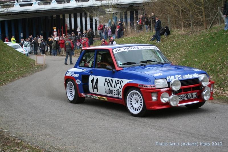 mise en route de la marron - Page 2 Rallye10