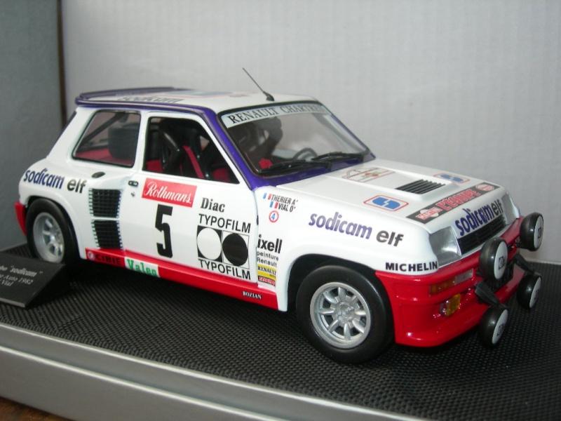 renault 5 turbo sodicam 1/18 Sodica10