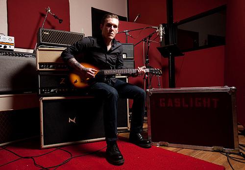 Brian in the studio (American Slang) 45191510